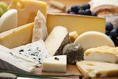 picture of buffet  - rustic buffet dinner buffet assorted cheese buffet - JPG