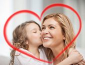 stock photo of daughter  - family - JPG