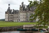 Постер, плакат: Castle of Chambord in Cher Valley France