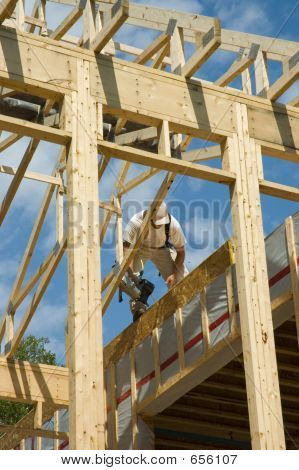 Framing A House 1