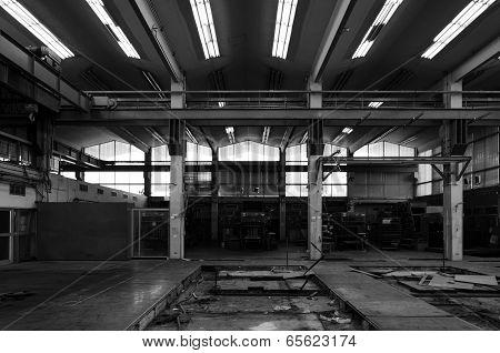 Abandon Industry Architecture