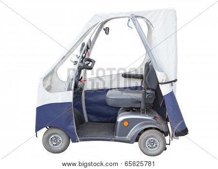 Disabled Car