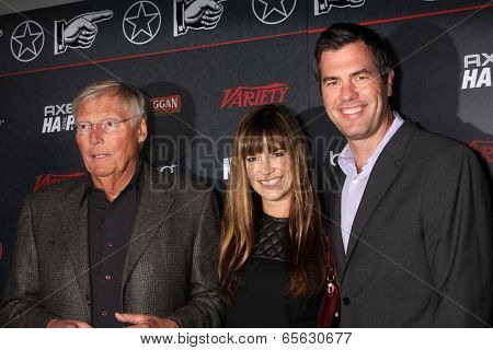 LOS ANGELES - NOV 18:  Adam West at the Variety's 3rd Annual Power Of Comedy Event at Avalon on November 18, 2012 in Los Angeles, CA