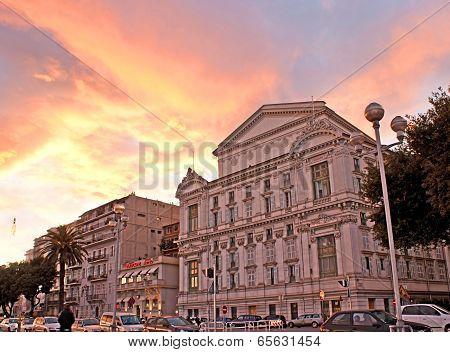 The Opera Theatre