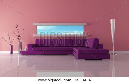 Moderno salón