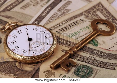 Time And Money - Business Success
