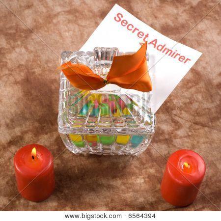 Secret Admirer Note