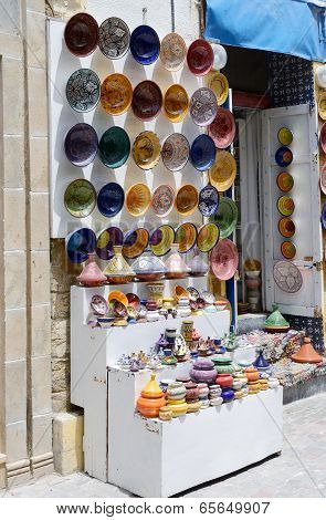 Morocco Shop Front