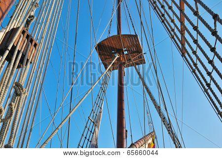 Ropes Ship