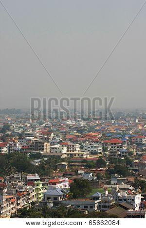Mae Sai city