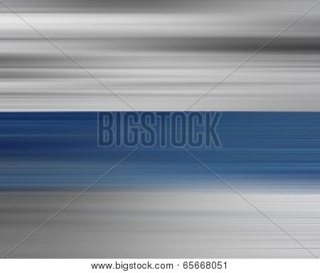 Blue And Grey Titanium Speed Line Background.