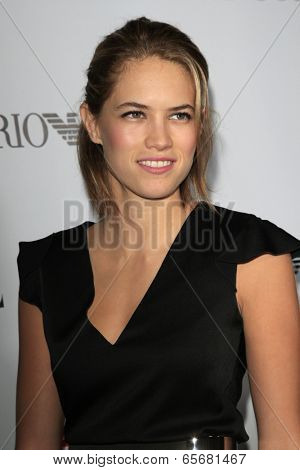 LOS ANGELES - SEP 27:  Cody Horn at the Teen Vogue's 10th Annual Young Hollywood Party at Private Location on September 27, 2012 in Beverly Hills, CA