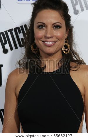 LOS ANGELES - SEP 24:  Kay Cannon arrives at the