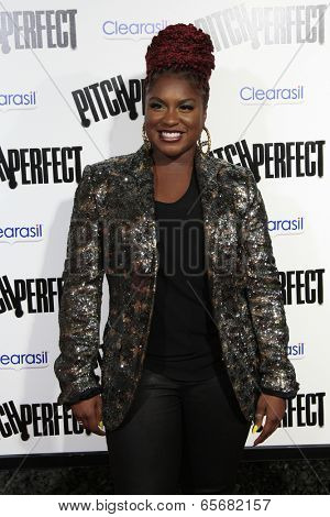 LOS ANGELES - SEP 24:  Ester Dean arrives at the
