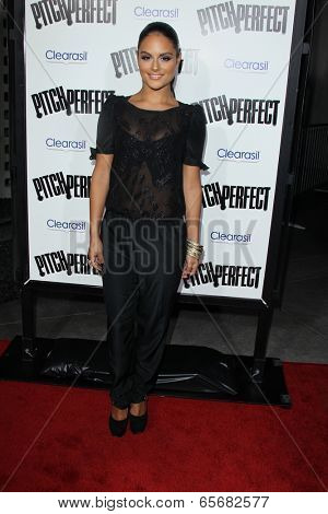 LOS ANGELES - SEP 24:  Pia Toscano arrives at the