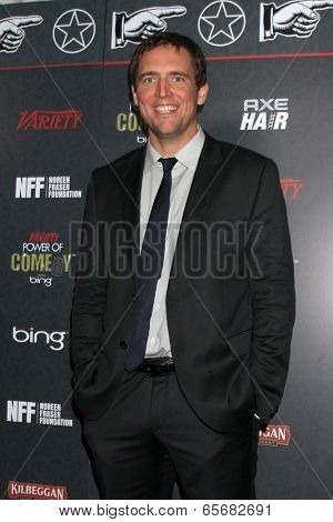 LOS ANGELES - NOV 18:  Owen Benjamin at the Variety's 3rd Annual Power Of Comedy Event at Avalon on November 18, 2012 in Los Angeles, CA