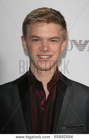 LOS ANGELES - SEP 27:  Kenton Duty at the Teen Vogue's 10th Annual Young Hollywood Party at Private Location on September 27, 2012 in Beverly Hills, CA