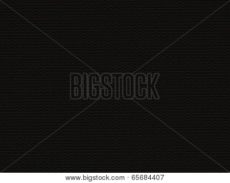 Texture Of Black Plastic With Glitter