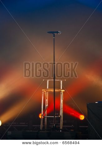Mic in Lights