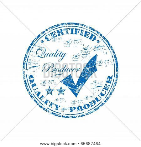 Certified quality product