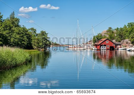 Summer in Sweden