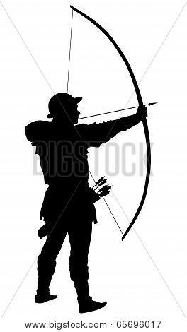 Archer. Warriors Theme