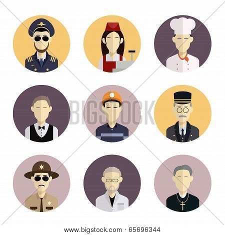 Profession Icons 2