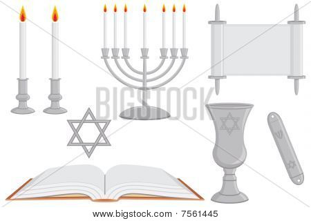 Jewish Religious Objects