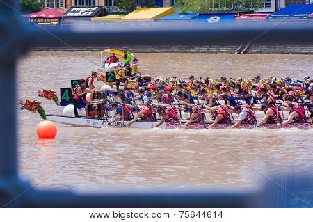 Race Start - Dragonboat