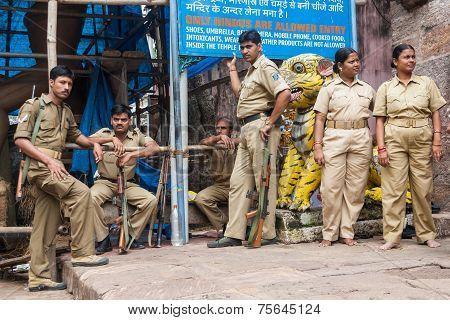 Jagannath Puri Police