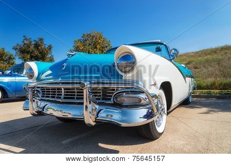 1956 Ford Fairlane Convertible Classic Car