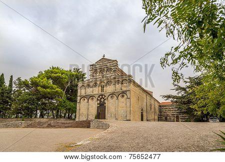 Church San Pietro Di Sorres In Borutta