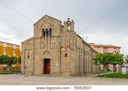 Basilica San Simplicio In Olbia