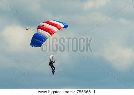 Raf Falcons Parachute Team