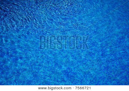 Pool Water Background