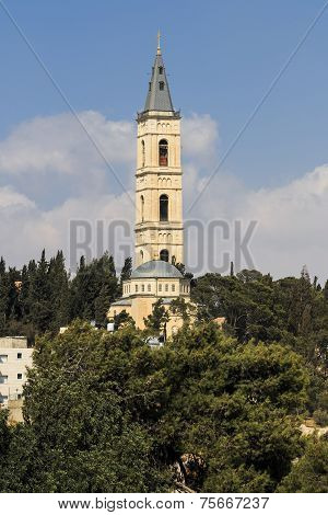 Ascension Church, East Jerusalem