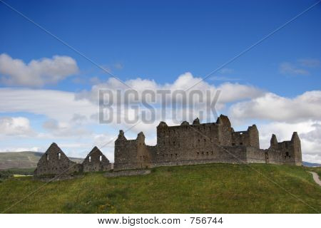 Ruthven Barracks (1)
