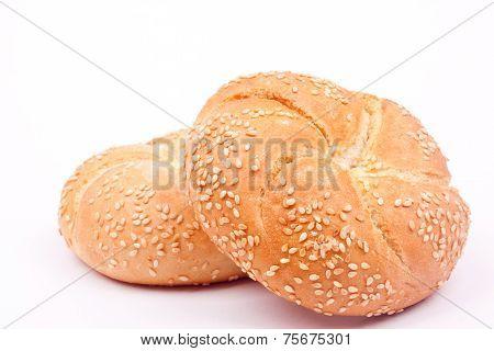 kaiser roll bread