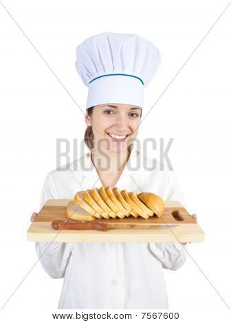 Cook With  Slicing Bread