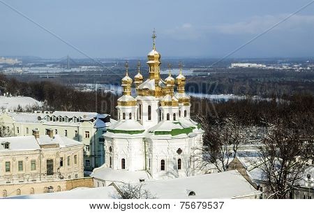 All Saints Church in Lavra