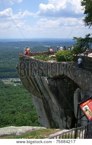 Lover's Leap At Rock City