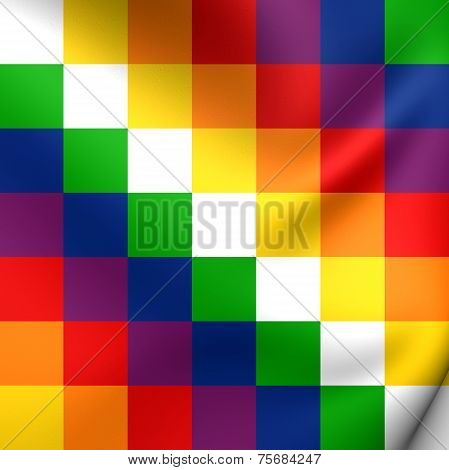 Qulla Suyu Flag