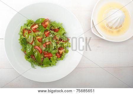 Mediterranian Salad