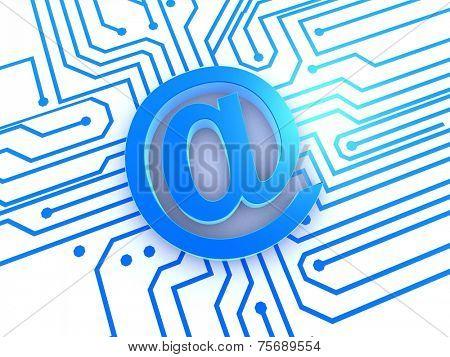 internet sign