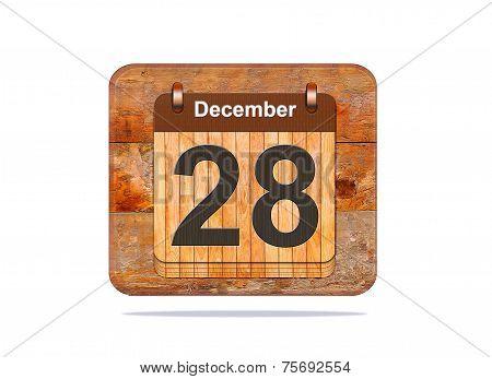 December 28.