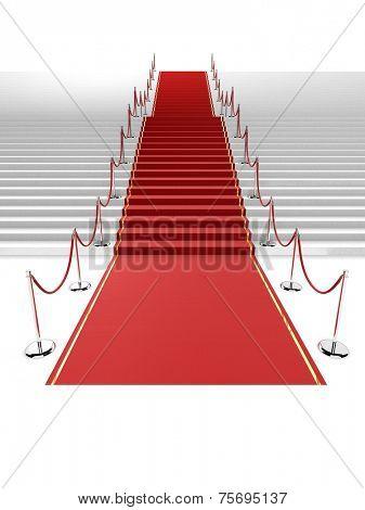 3d stair