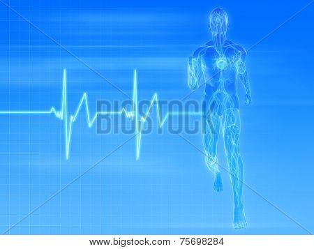 jogger pulse