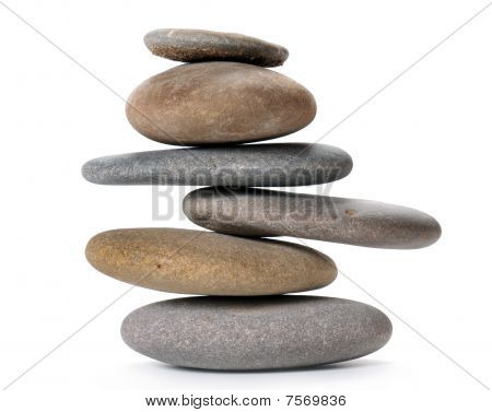 Balanced Stone Tower