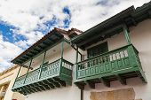 picture of bolivar  - Candelaria in Bogota - JPG