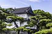 pic of palace  - Tokyo Imperial Palace - JPG